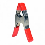 Bessey Steel Spring Clamp - 2 in. Red
